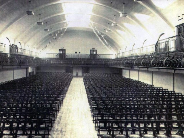 The baths once famously played host to a concert by The Beatles on February 20, 1963.