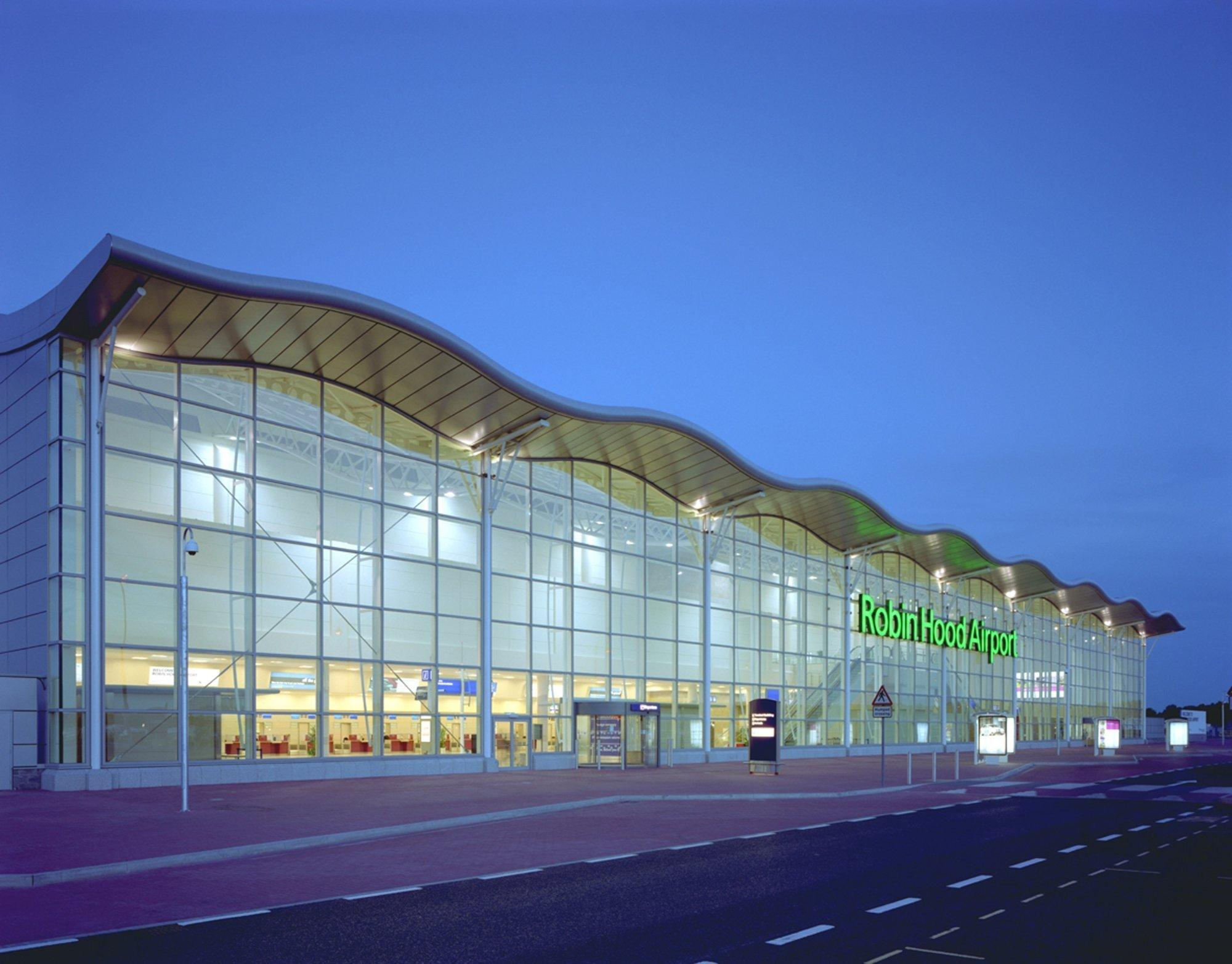 Doncaster Sheffield Airport Named Number One Airport In