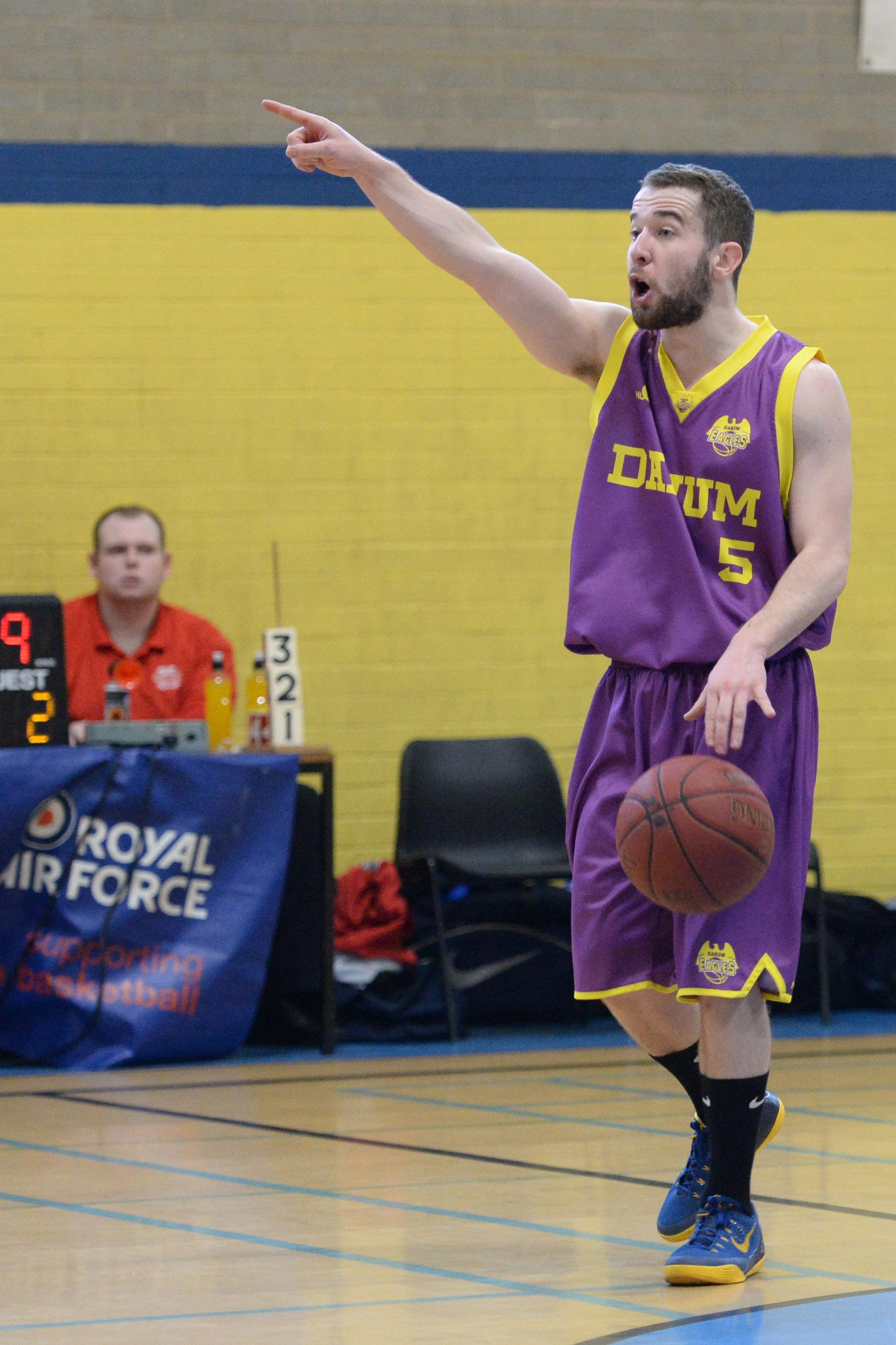 Basketball: Doncaster Eagles seal 99-63 win over Mansfield as Walsh stars - Doncaster Free Press