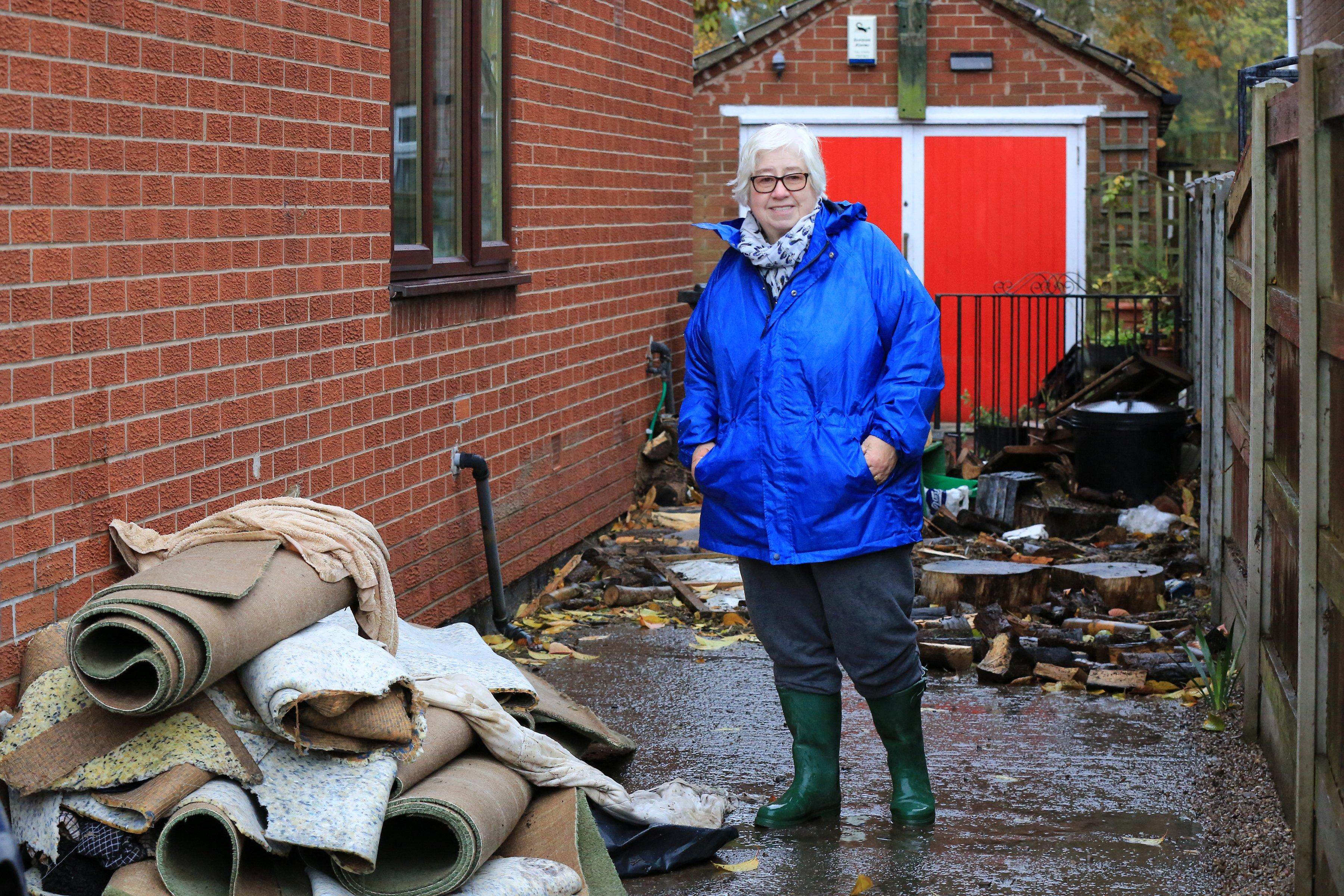 'We could be homeless for eight months' - major disaster teams hit Doncaster village - Doncaster Free Press