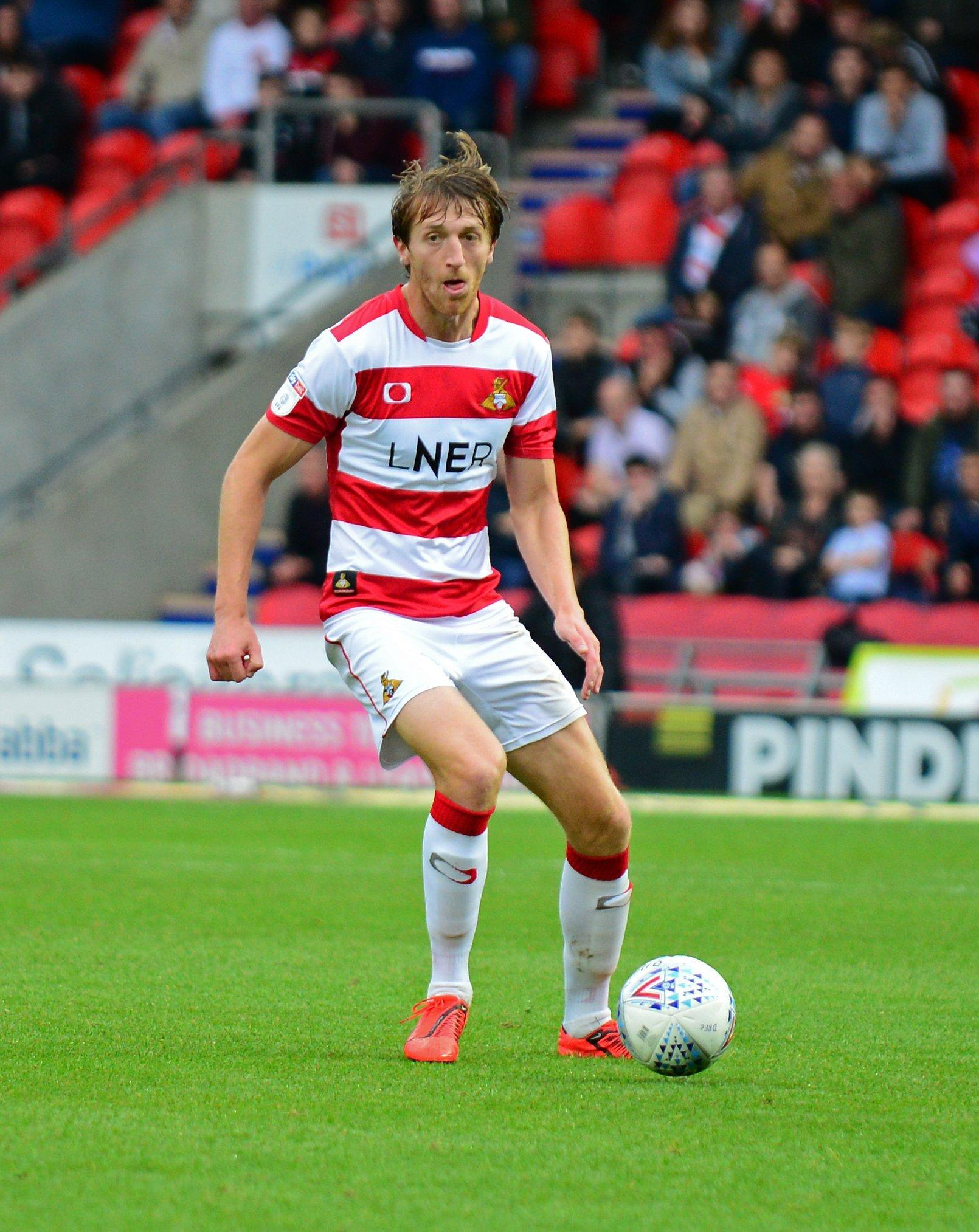 Doncaster Rovers: Tom Anderson on ever-changing defensive partners, form and scoring goals - Doncaster Free Press