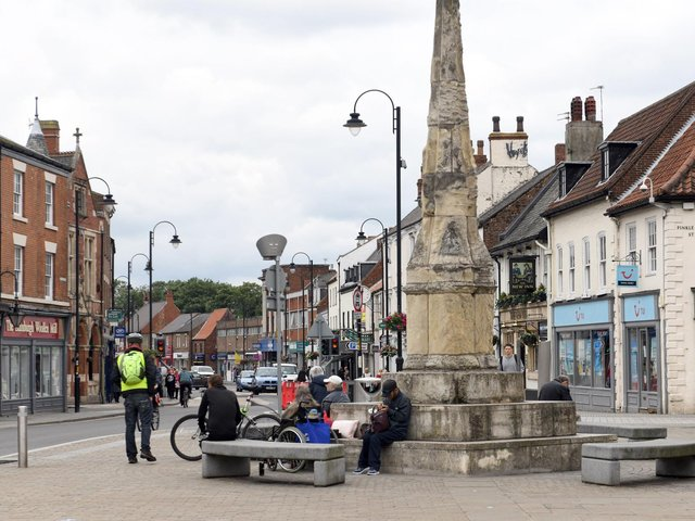 Around 16p was received per person of Arts Council England Project Grants in Selby last year - among the least in England. Picture: Gary Longbottom.