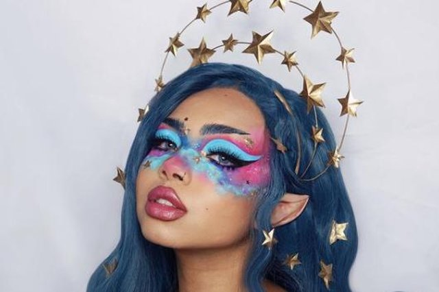 Jordan Anderson, 23, makeup and special effects artists.