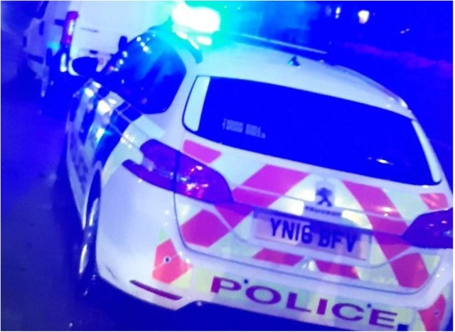 People across Doncaster reported being awoken by the high speed police chase.