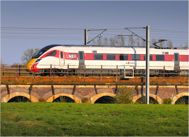 LNER is reintroducing services on the East Coast Main Line.