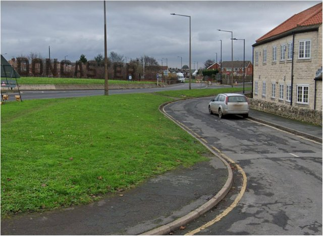 This Doncaster road was named as one of Britain's rudest.