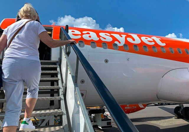 EasyJet has launched discounts on holidays and plane tickets.