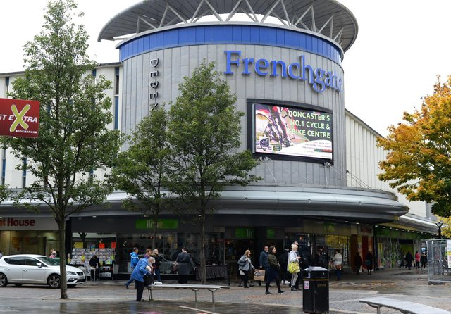 The Frenchgate will play host to the UK's first Elephant and Castle.