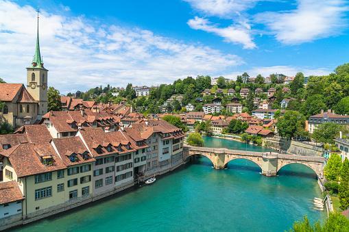 Enjoy a relaxing trip to Bern in Switzerland.