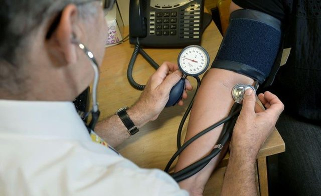 Spike in GP appointments