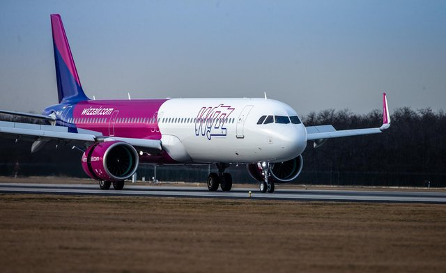 Wizz Air is launching flights from Doncaster to Jersey.