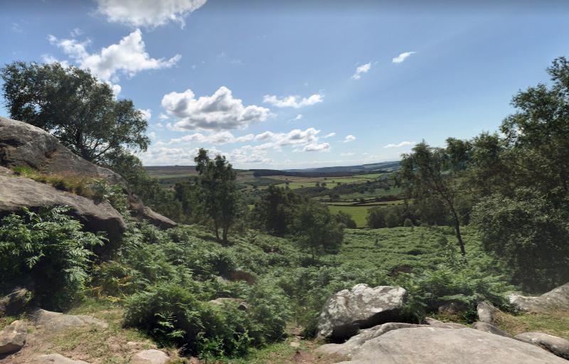 Birchen Edge.
