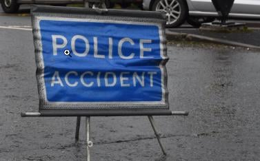 Man in hospital after five car pile up in Doncaster this morning