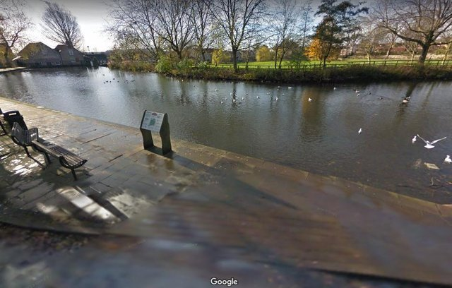 Tickhill duck pond