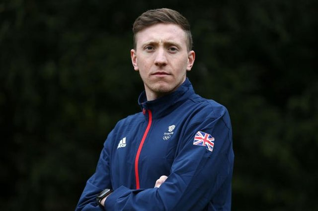 Max Litchfield. Photo: Alex Pantling/Getty Images for British Olympic Association