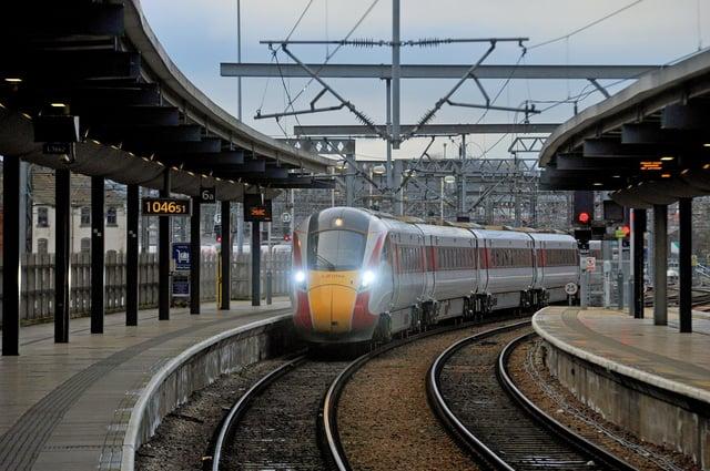 File pic of an LNER Azuma train service  . Picture Tony Johnson