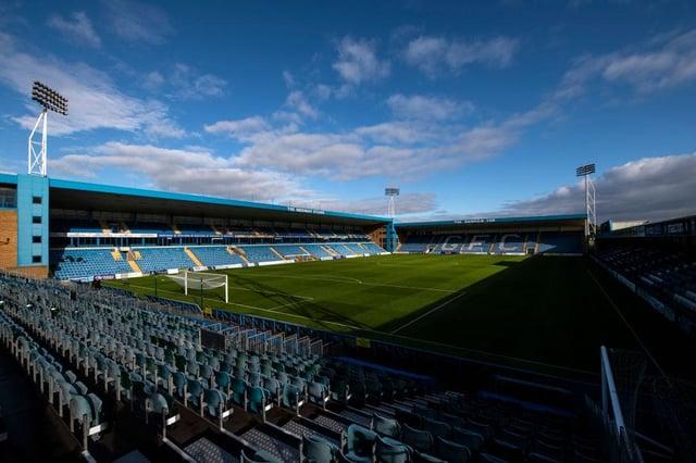 Gillingham's Priestfield Stadium. Photo: Justin Setterfield/Getty Images