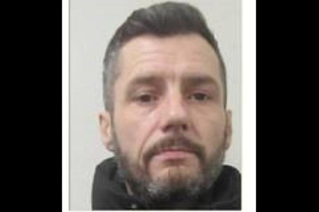 John Elliott absconded from Hatfield open prison
