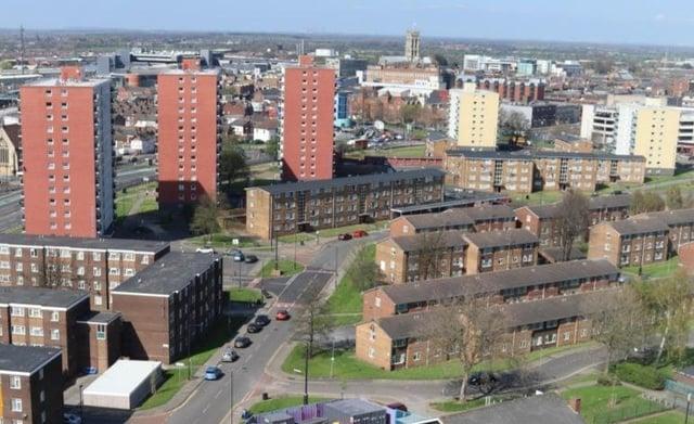 St Leger Homes properties