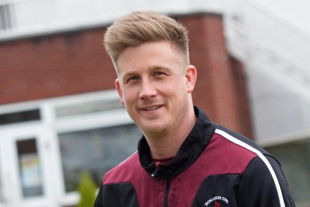 Doncaster Town director of cricket James Ward