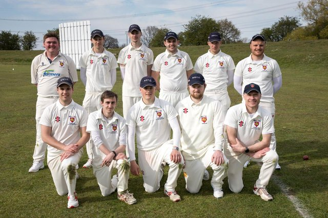 Barnby Dun Cricket Club 1stXI are currently top of the table in Division Three of the Pontefract League
