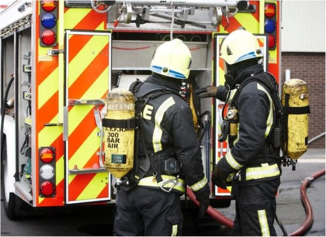 Fancy being a firefighter in Doncaster?