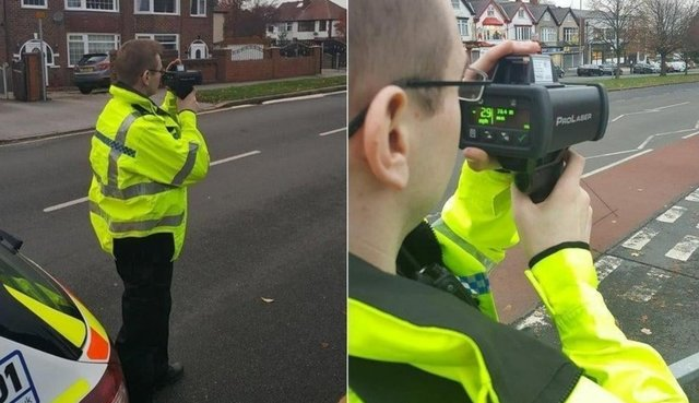 Watch out the mobile speed cameras are out