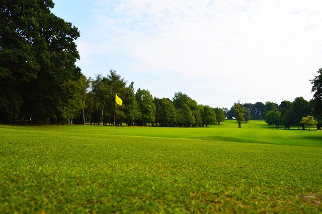Crookhill Park Golf Course will be able to re-open.