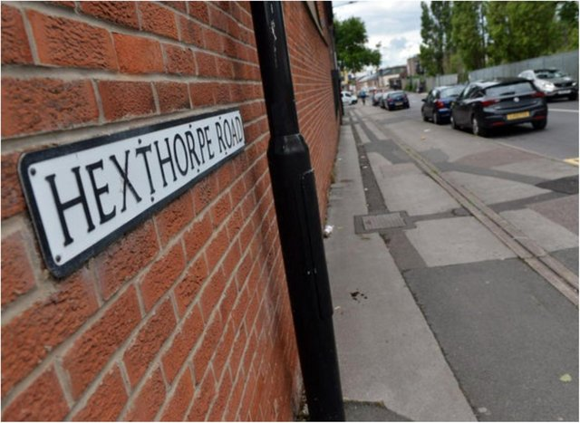 Hexthorpe is plagued by crime, says one frightened resident.