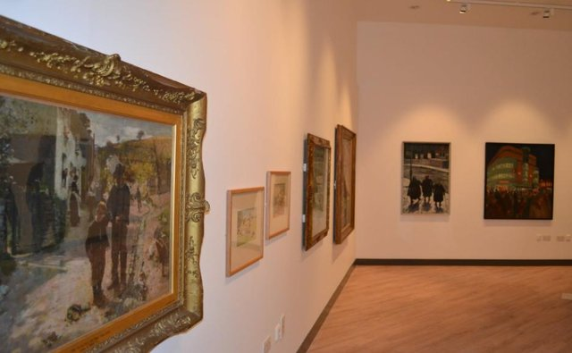 Doncaster's new art gallery