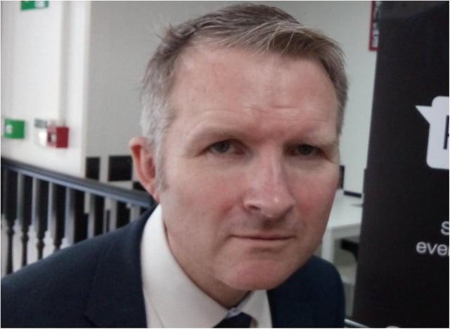 Dr Rupert Suckling, director of public health at Doncaster Council