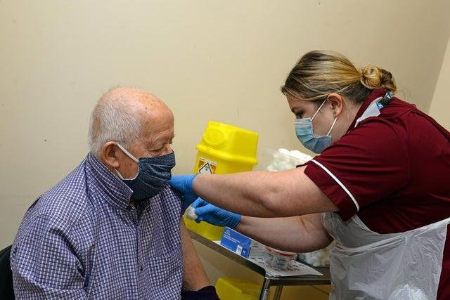 Mayor Ros Jones wants every adult in Doncaster to have a jab my mid July.