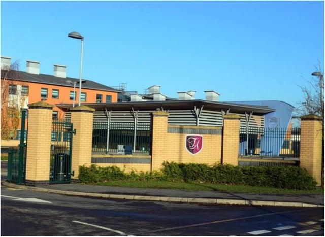 Trinity Academy in Thorne.