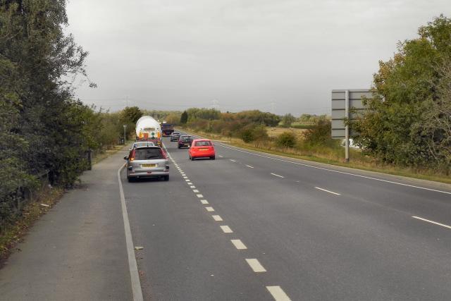 Wsetmoor Link Road
