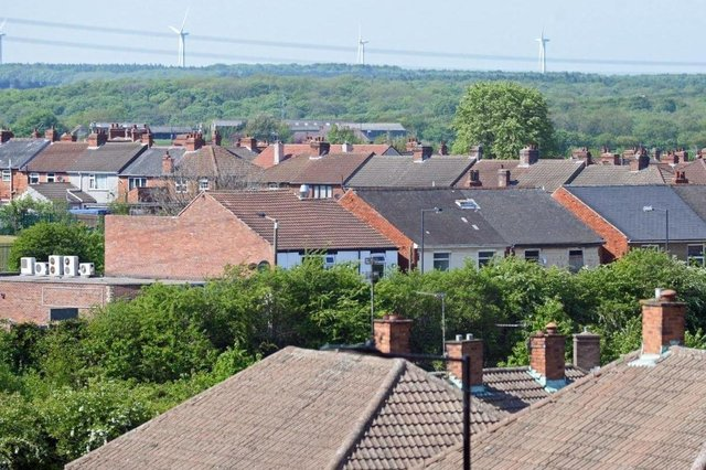St Leger Homes manage properties across Doncaster. Picture: Marie Caley/Doncaster Free Press