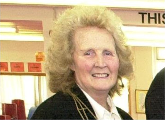 Ella Quinn has died at the age of 85.