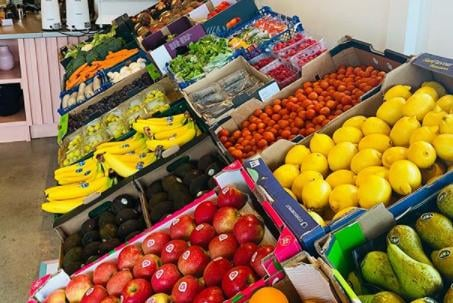 The fresh food stall will be opening in the cafe on Friday November 13.