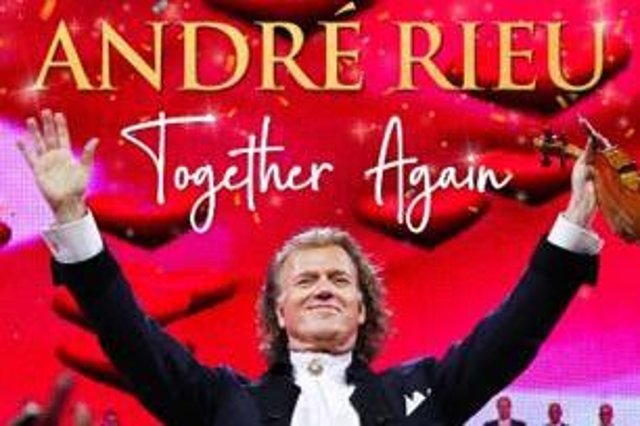 André Rieu brings Together Again to Doncaster Cinemas