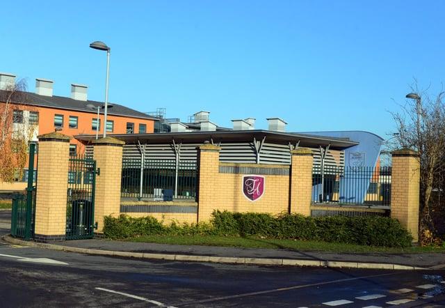 Trinity Academy, Thorne. Picture: NDFP-30-11-19-Trinityacademy 1-NMSY