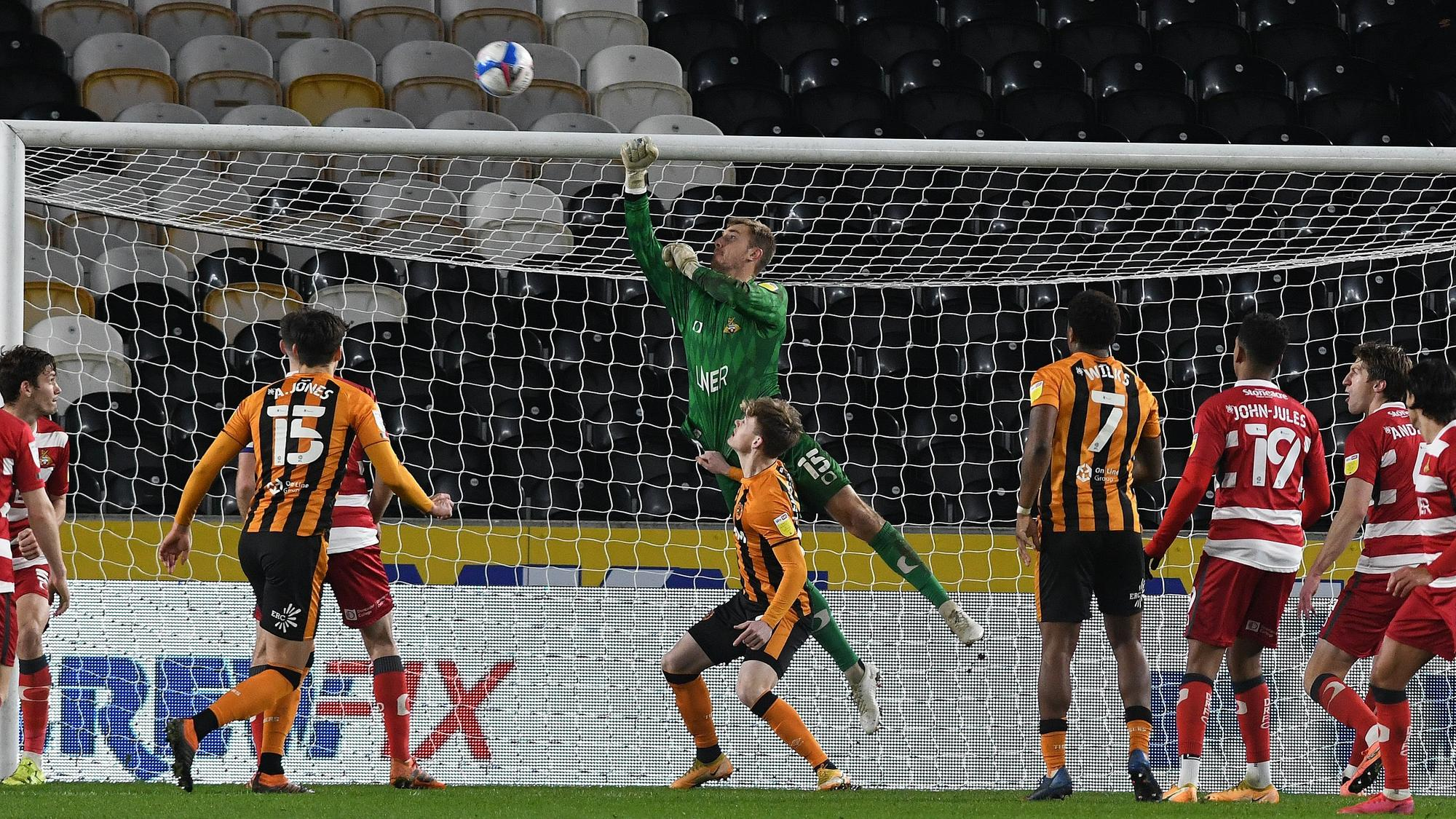 Familiar stories, no urgency, lessons required and sparse positives –  talking points from Doncaster Rovers' defeat to Hull City | Football-Addict