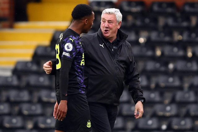 Newcastle United manager Steve Bruce will bring his side to the Keepmoat for a friendly with Doncaster Rovers