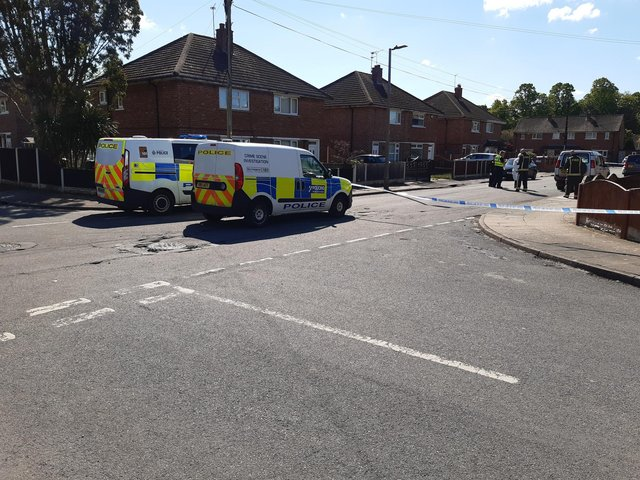 Police are probing a number of linked shootings in Doncaster.