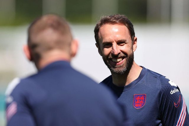 England manager Gareth Southgate. Photo: Catherine Ivill/Getty Images