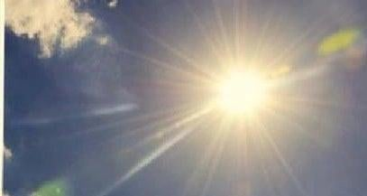 Temperatures are expected to soar to 28C in Doncaster this weekend.