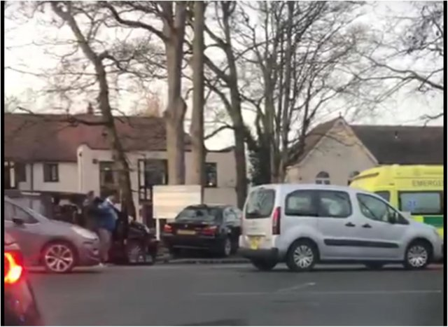 A number of people have been taken to hospital after a crash on Bawtry Road, Doncaster, this morning