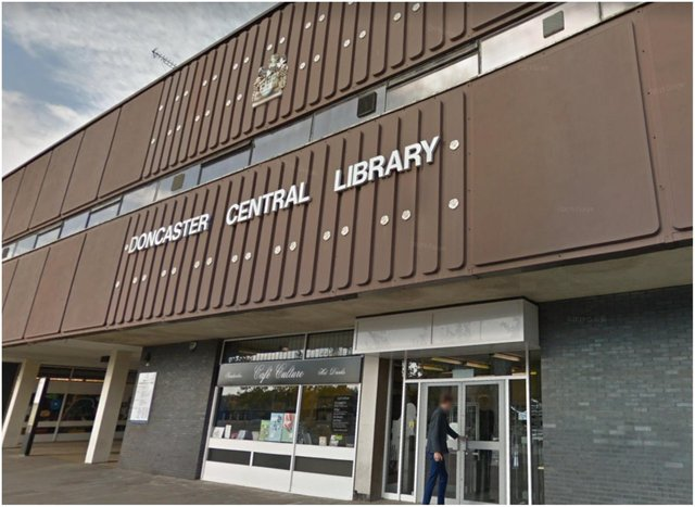 Doncaster Central Library will close later this month.