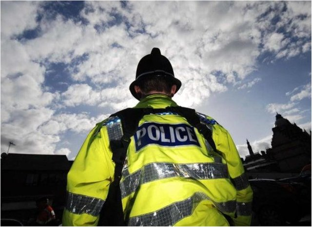 Police raided a house in Armthorpe.