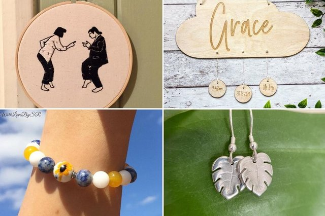 Doncaster Etsy sellers.