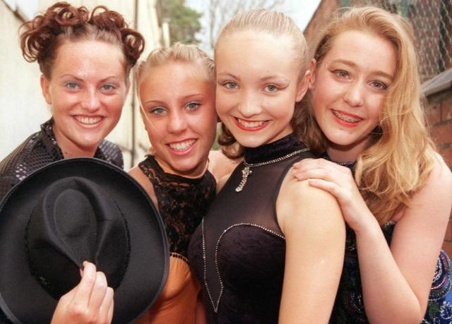 On August 3, 1999 , this group of dancer competed in the Doncaster Stage Festival.