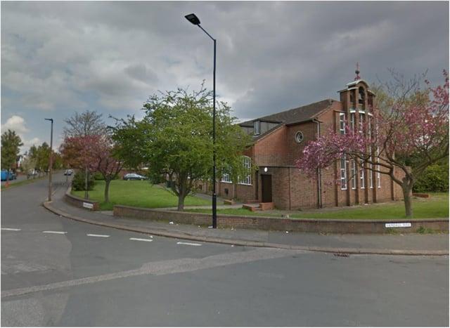 St Aidan's Church in Wheatley Hills.